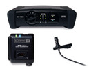 XD-V35 Receiver, Transmitter and Lav Microphone
