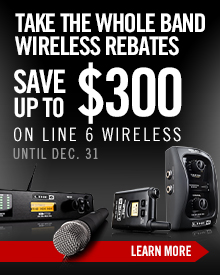 Take the whole band live wireless rebates sub feature