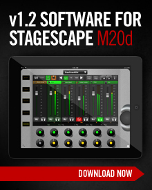 Stagescape v1.2 update