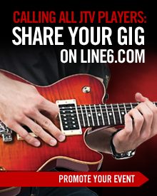 Share Your Gig on Line6.com