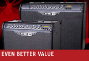Even Better Value on Spider® III Guitar Amps!