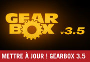 GearBox 3.5 propose une compatibilit Windows Vista amliore et des modlisations supplmentaires pour les utilisateurs de GuitarPort !