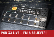 POD X3 Live: I'm a Believer!