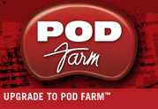 Upgrade to POD Farm Platinum from GearBox Silver Plug-in! It's Easy!