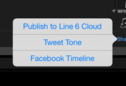 Line 6 Releases AMPLIFi Remote v1.1, Now with Facebook and Twitter Integration