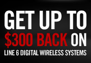 Take the Whole Band Wireless and Save Up to $300