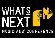 Line 6 and Topspin Media Present the WHATS NEXT Musicians Conference