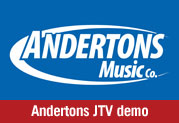Andertons Demo