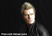 Billy Duffy und The Cult auf Tour mit Line 6-Funkstrecken