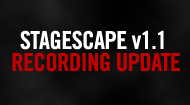 Free v1.1 Software for StageScape M20d