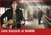 Goo Goo Dolls John Rzeznik to Play the Line 6 NAMM Room