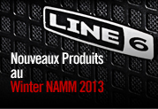 Nouveaux produits au NAMM dhiver 2013